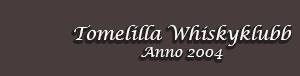 Tomelilla Whiskyklubb
